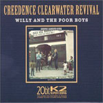 Willy And The Poorboys CD